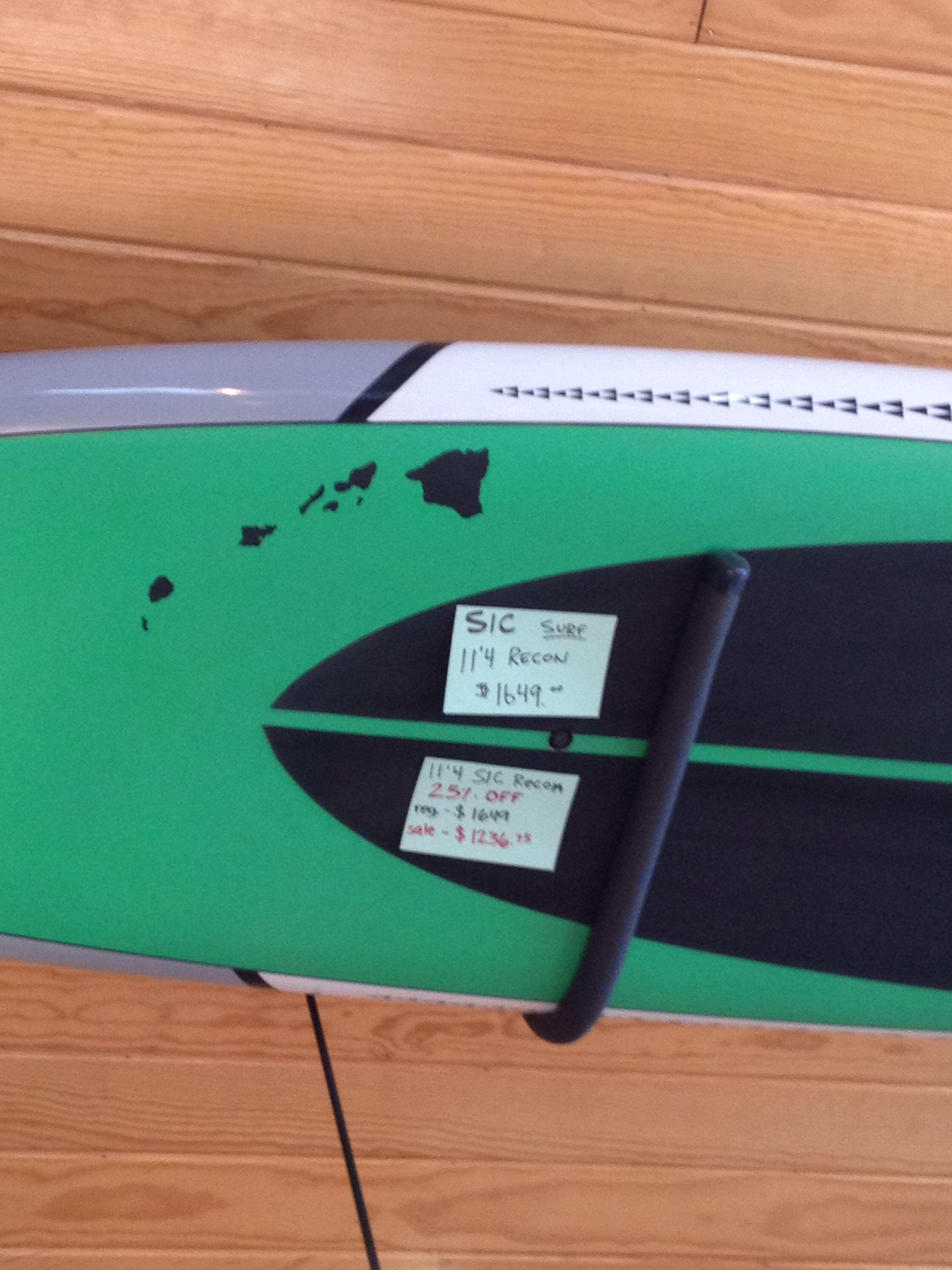 Tahoe Sup Zephyr 14 For Sale >> Hobie RAW | Waterman's Landing Beach Cafe